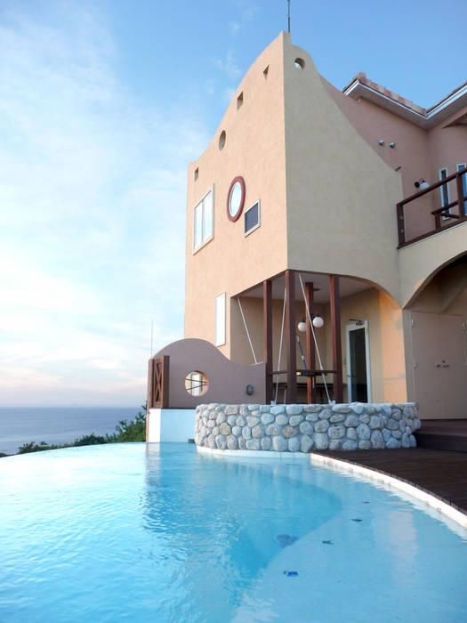 homify Mediterrane Pools