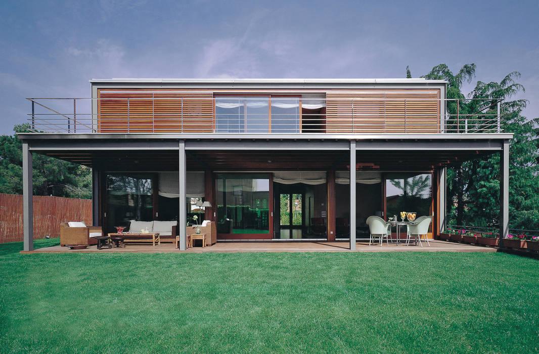 Maisons modernes par Artigas Arquitectes Moderne