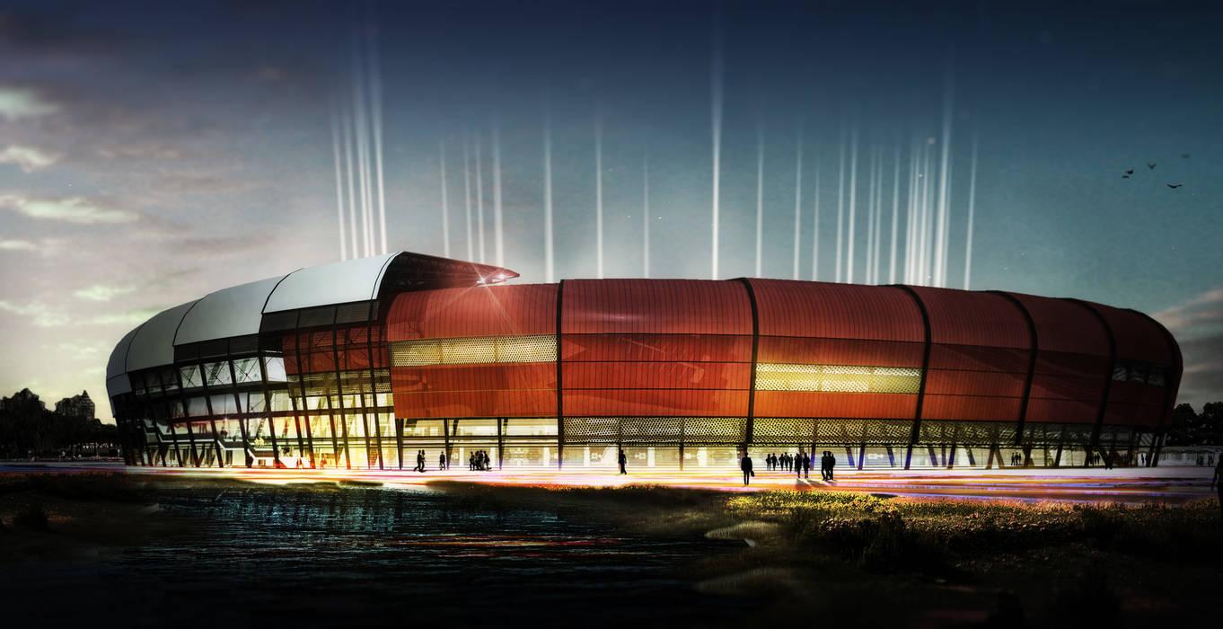 Arkinom Studio – HATAY STADYUM:  tarz Stadyumlar,