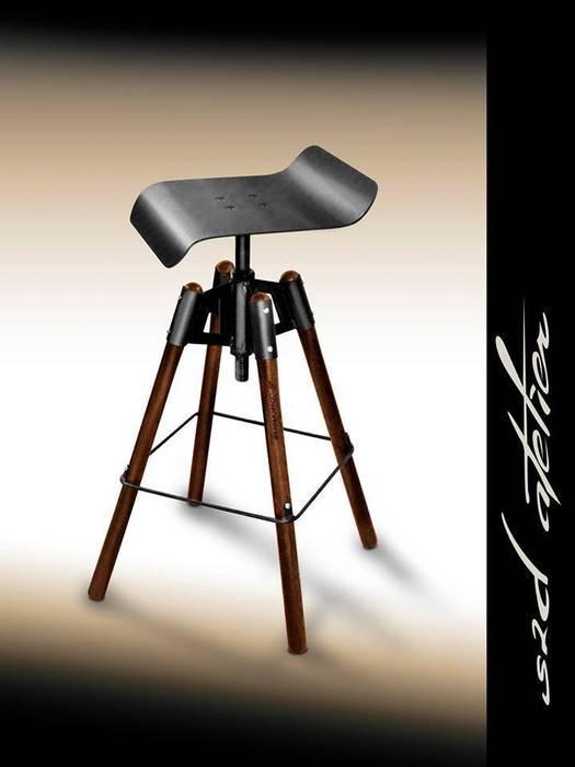 TIM 120€:  de style  par s2d atelier, Industriel