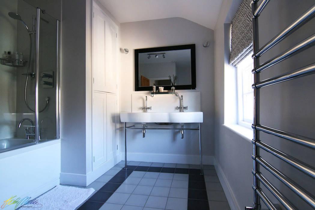 Bathroom :  Bathroom by Katie Malik Interiors