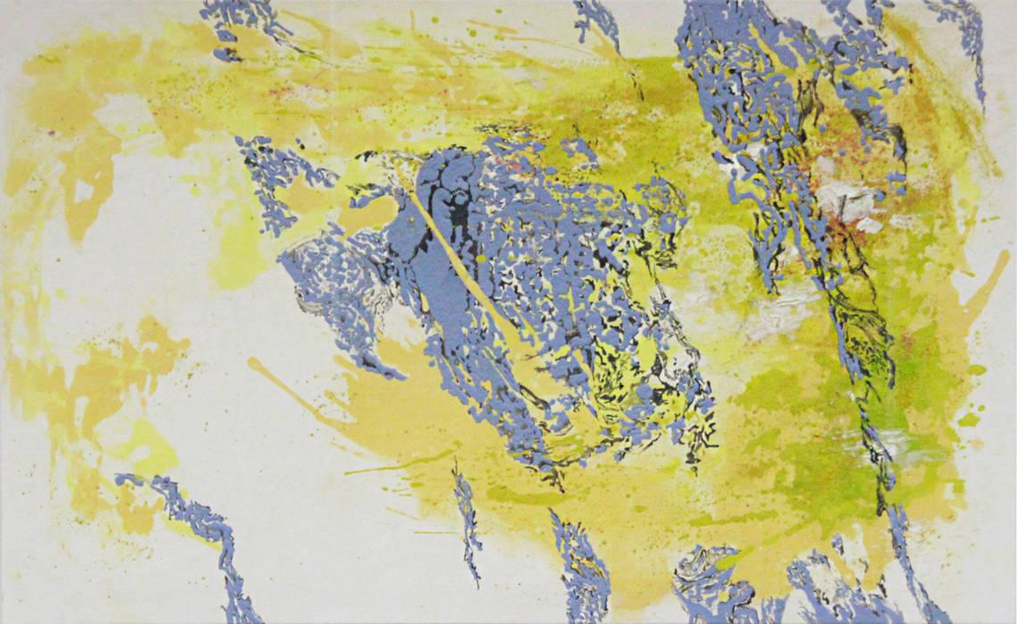 San33 Vol2, acrylic on canvas, 145.5x89.4cm, 2015 by Kim Na Hyun 김나현