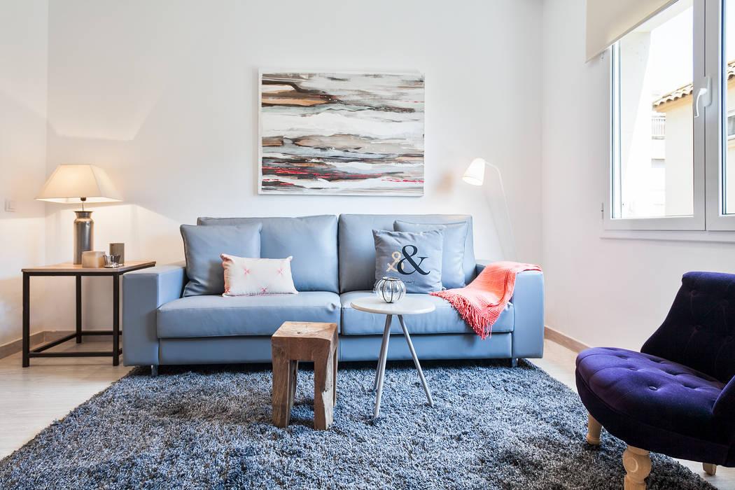 Living room by Home Deco Decoración