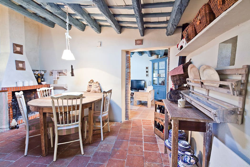 مطبخ تنفيذ Home Deco Decoración, ريفي