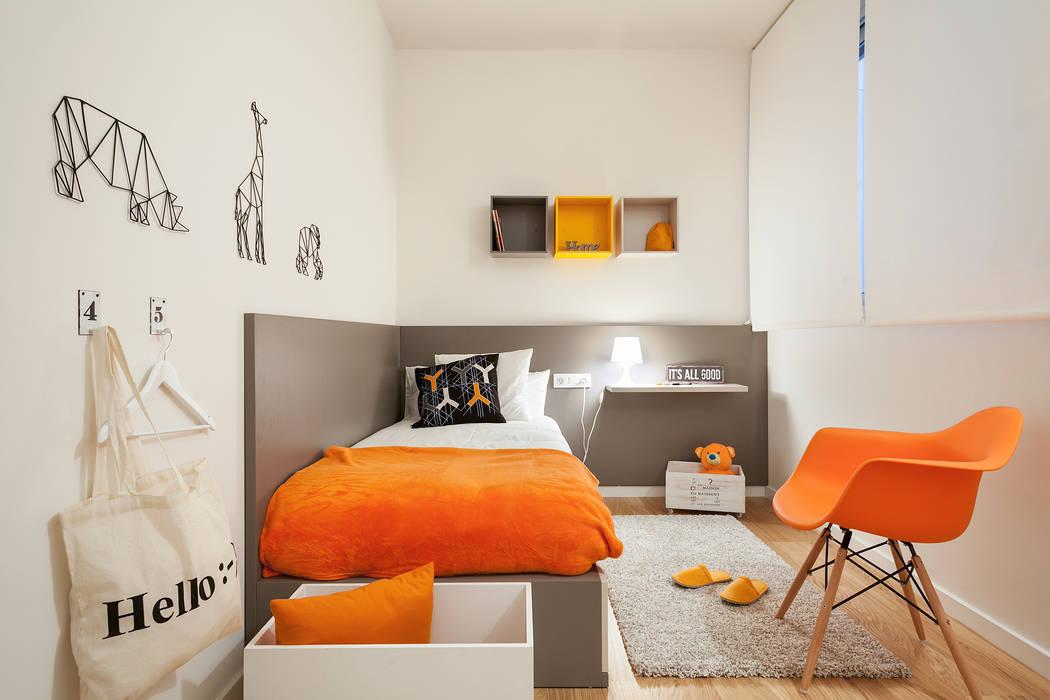Dormitorios infantiles de estilo moderno de Home Deco Decoración Moderno