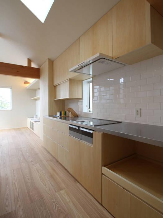 福田康紀建築計画 Kitchen