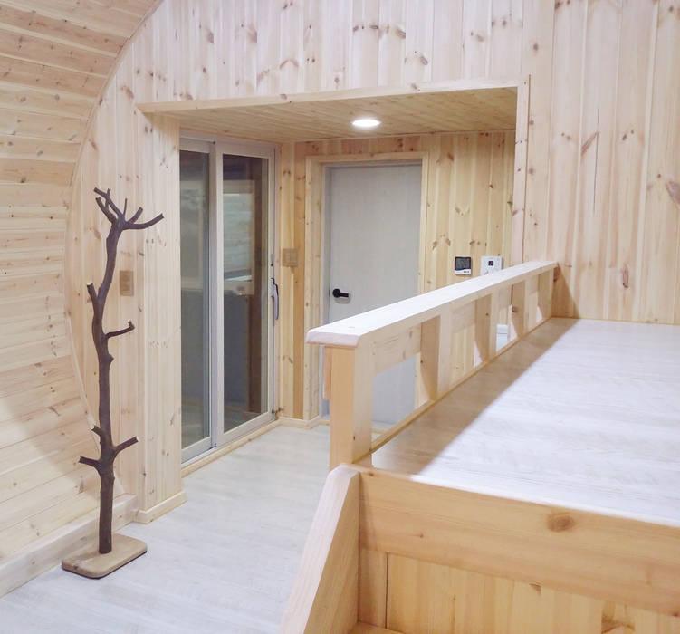 Koridor dan lorong oleh Just-In House(져스틴 하우스), Modern