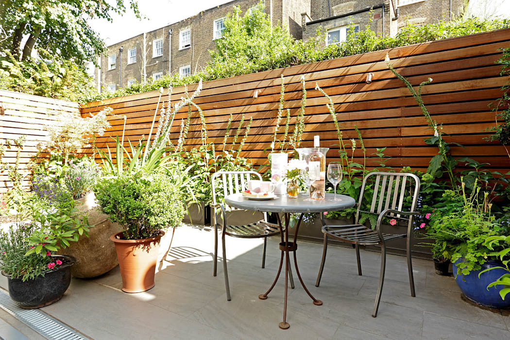 Open-Plan Kitchen/Living Room, Ladbroke Walk, London من Cue & Co of London حداثي