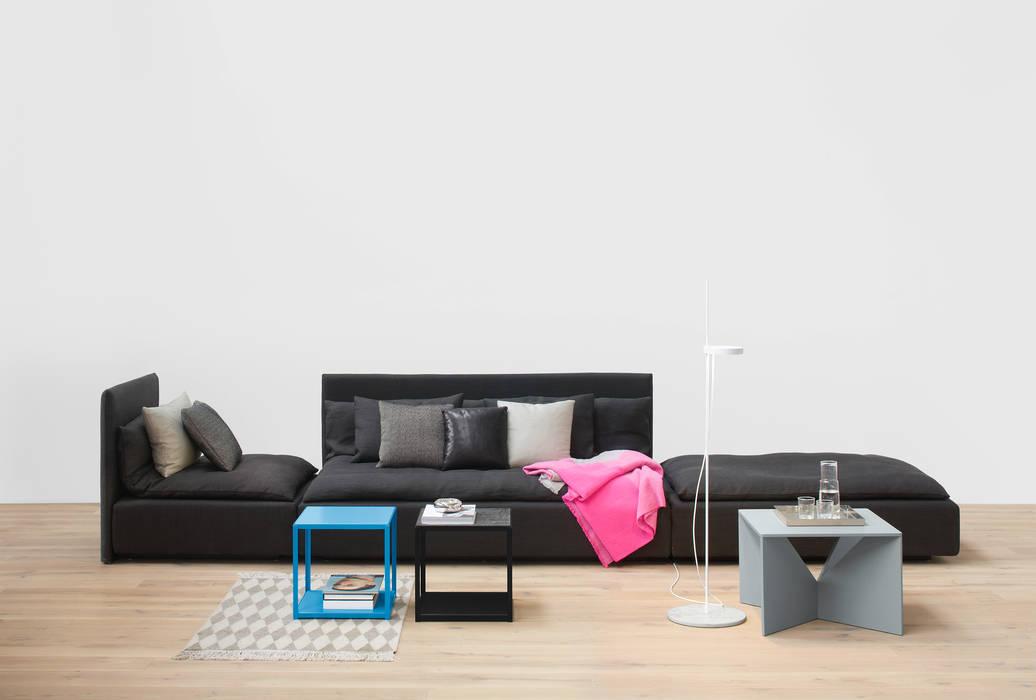 Beistelltisch FORTYFORTY Moderne Wohnzimmer von e15 Modern