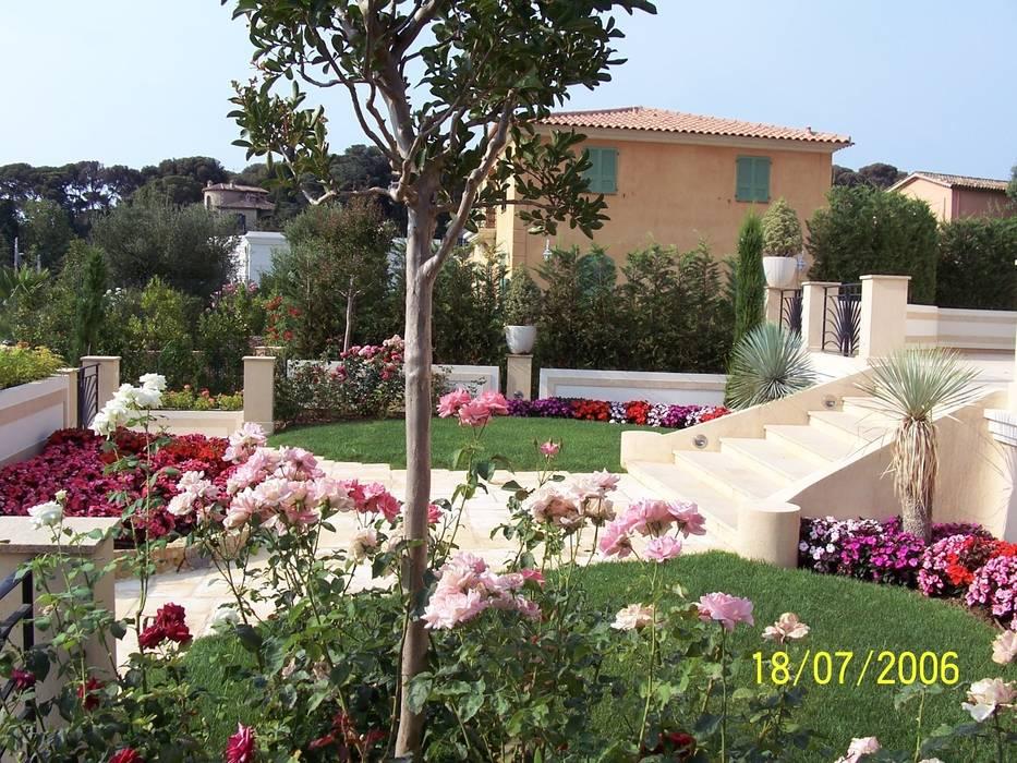 Giardino Mediterraneo Giardino in stile mediterraneo di italiagiardini Mediterraneo