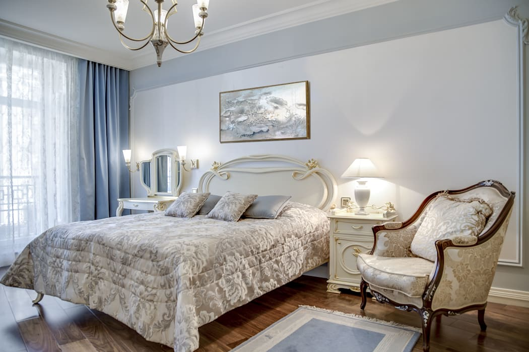 Classic style bedroom by Be In Art Classic