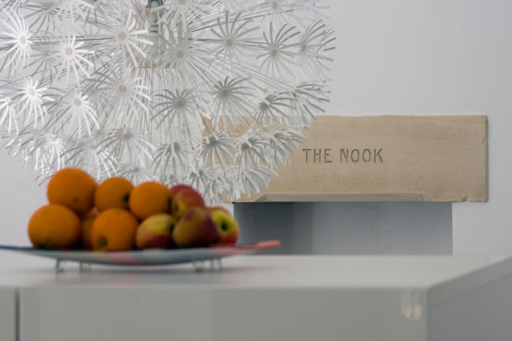 The Nook Converted Bakery Salon scandinave par NRAP Architects Scandinave