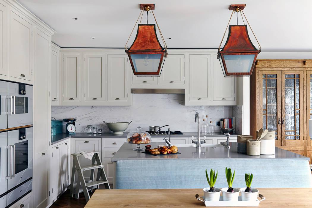 Kitchen Cocinas de estilo moderno de Studio Duggan Moderno