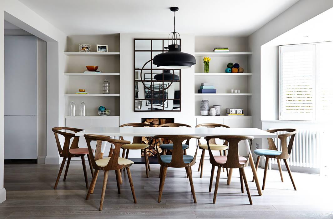 Dining Room by Studio Duggan Сучасний