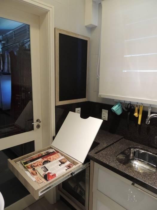 Kitchen by Dariano Arquitetura, Modern
