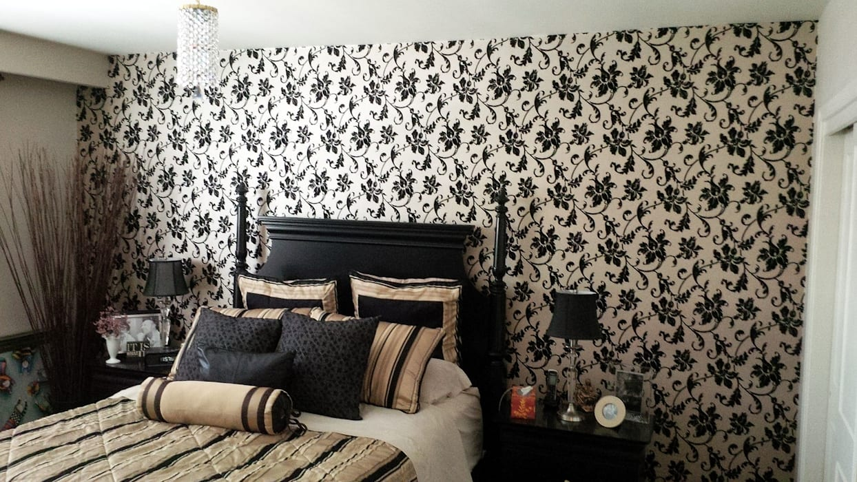 4 Duvar İthal Duvar Kağıtları & Parke Paredes y pisosPapeles pintados