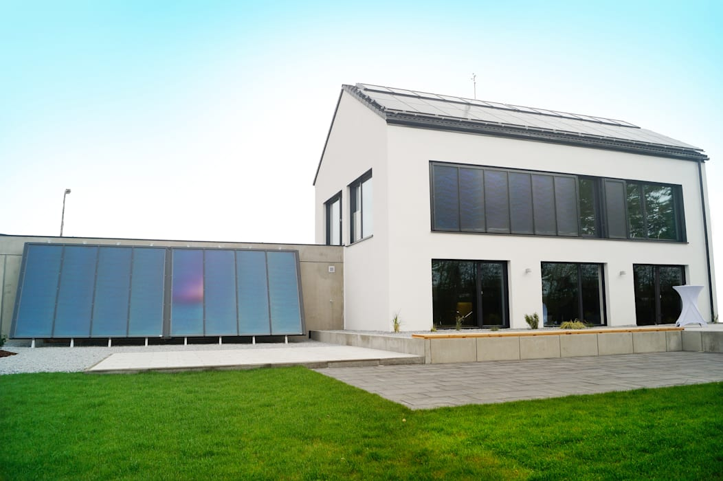 Гостиная в стиле модерн от Karl Bachl GmbH & Co. KG Модерн