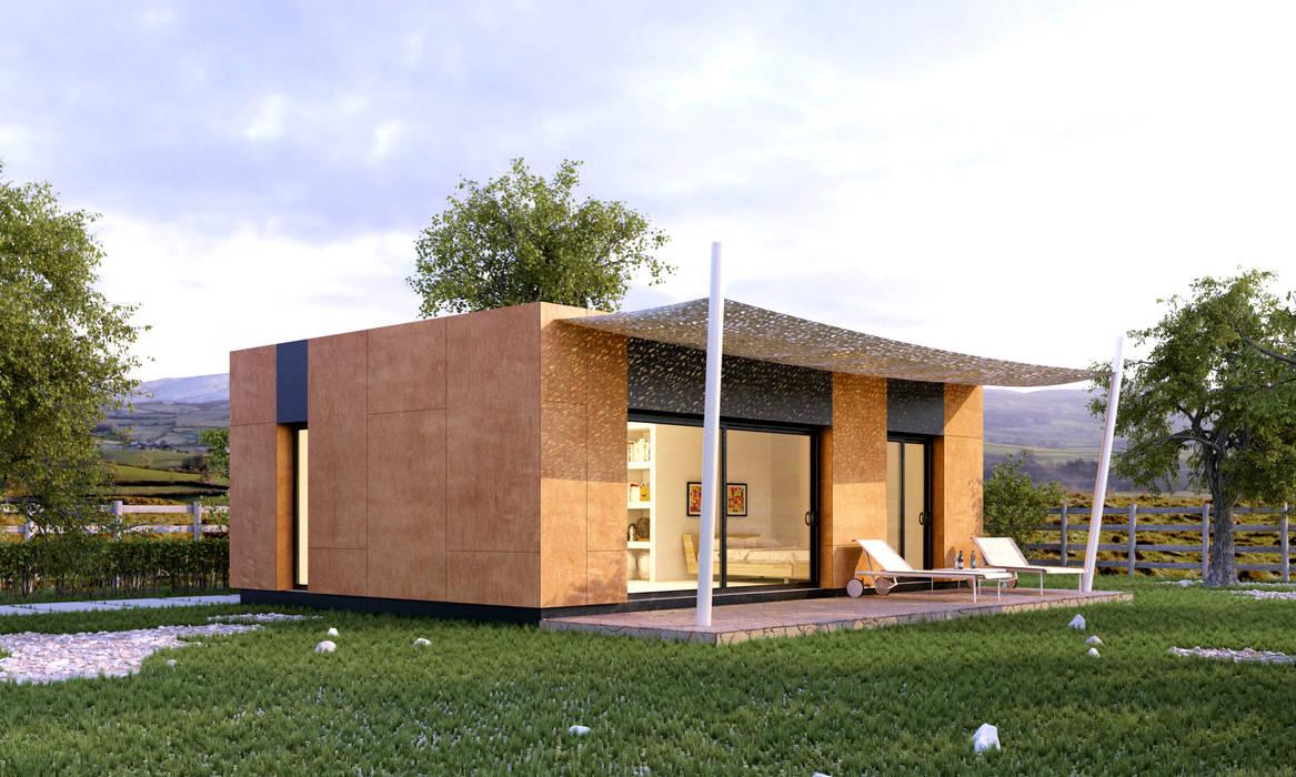 modern  von NUÑO ARQUITECTURA, Modern