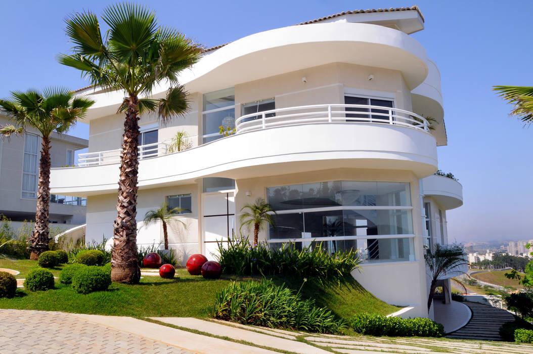 Maisons de style  par Arquiteto Aquiles Nícolas Kílaris,