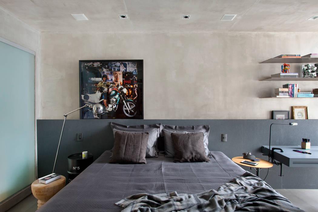 Phòng ngủ theo Studio ro+ca, Công nghiệp