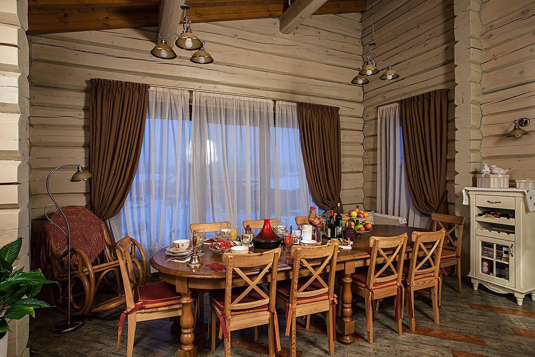 Николай Карачев Salle à manger rustique