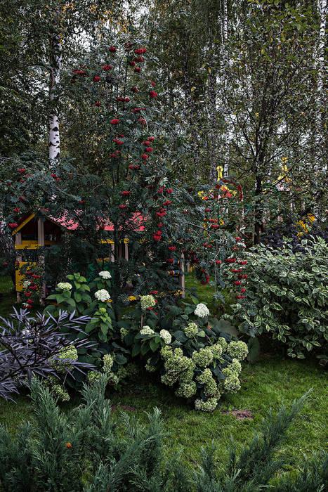 Дом: Сады в . Автор – Николай Карачев, Классический
