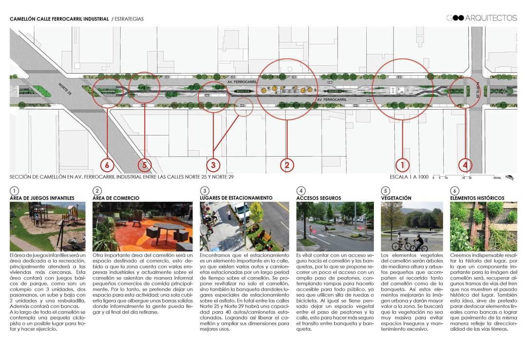 Rehabilitación Urbana de gOO Arquitectos Moderno