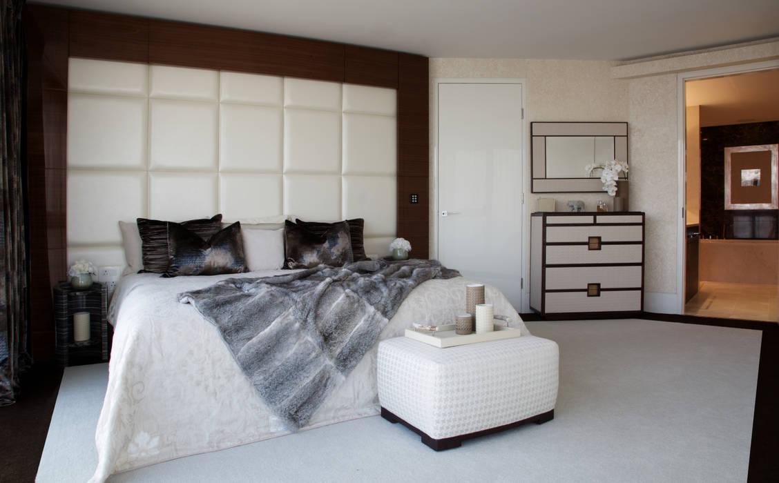 Chambre de style  par Keir Townsend Ltd.,