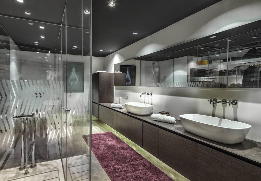 VelezCarrascoArquitecto VCArq Salle de bain moderne