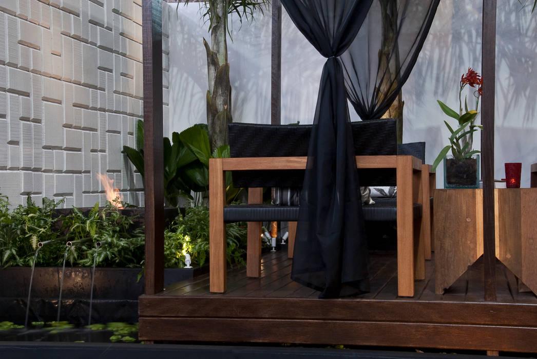 Jardin de style  par Folha Paisagismo, Moderne