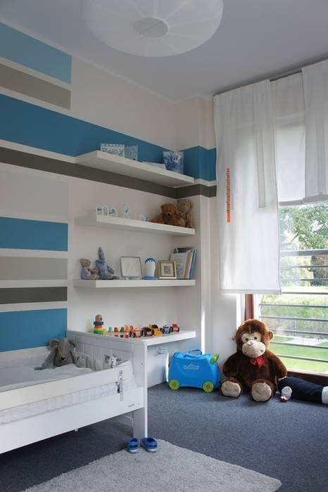 Dormitorios infantiles de estilo moderno de abostudio Moderno