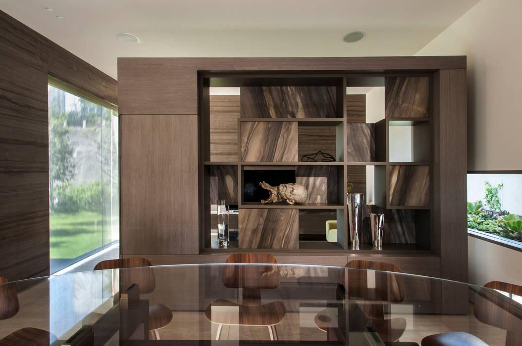 Dining room by Gantous Arquitectos, Modern