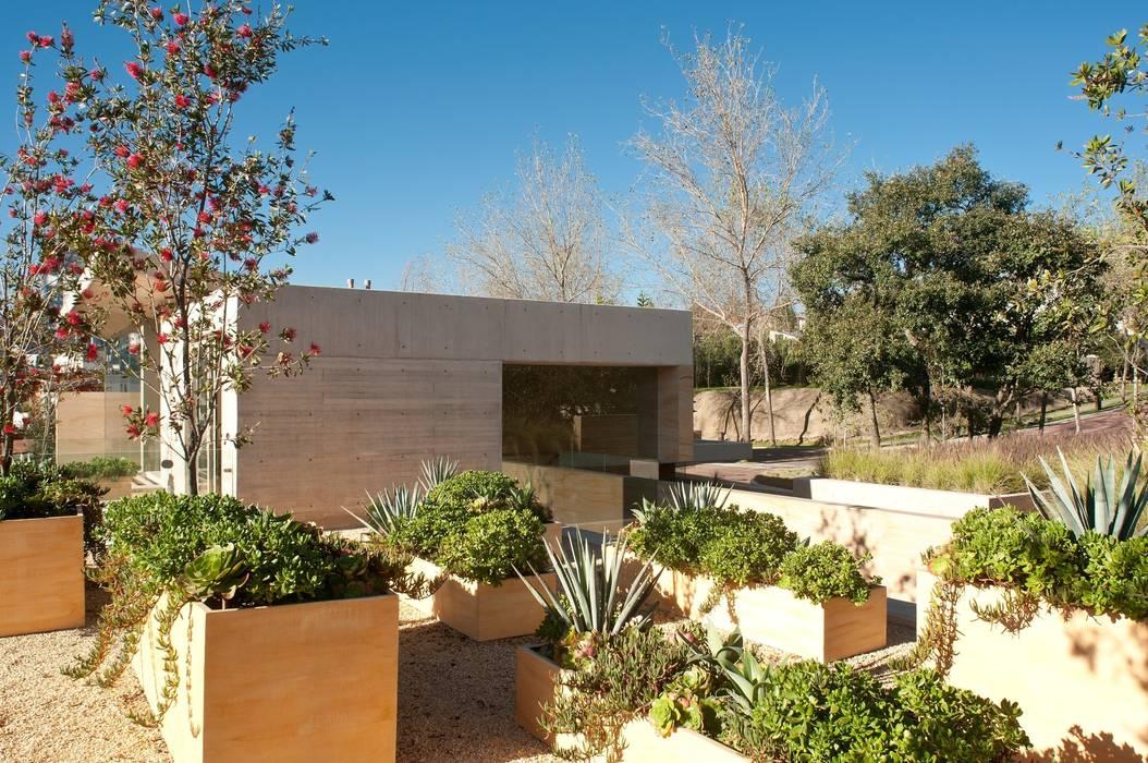Jardines de estilo  por Gantous Arquitectos,