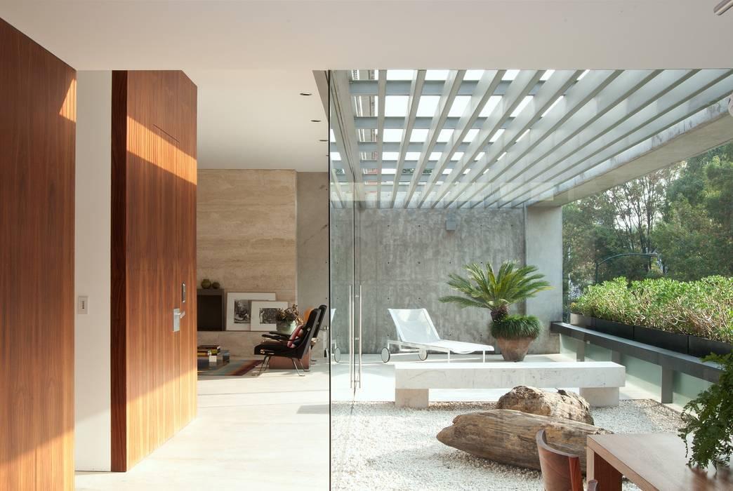 Terrasse de style  par Gantous Arquitectos