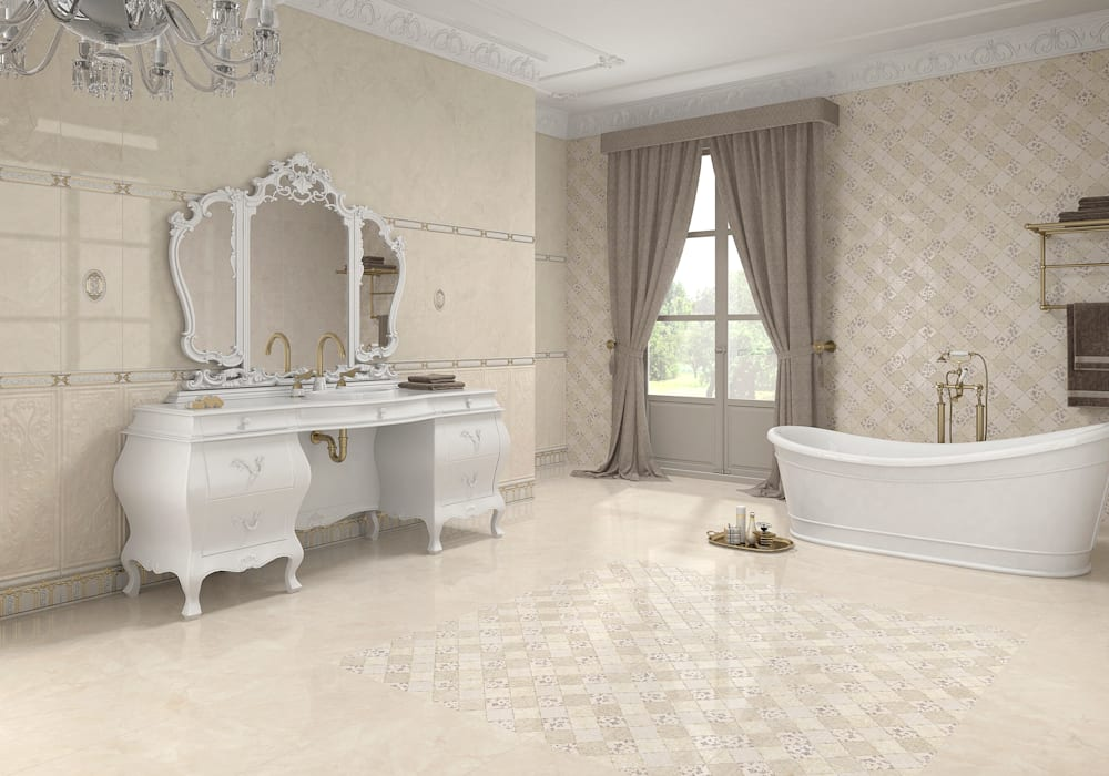 Classic style bathroom by SANCHIS Classic