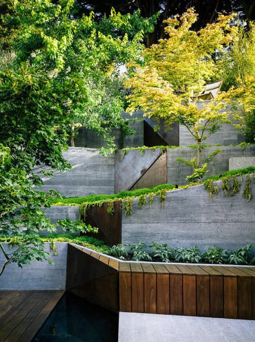 Jardin de style  par homify,