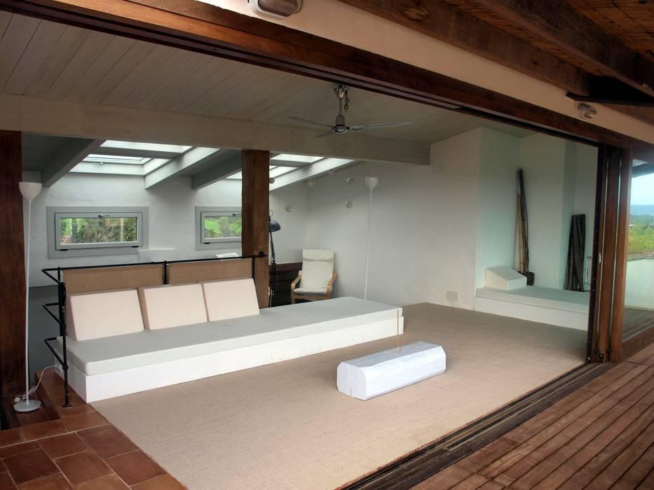 Modern Terrace by fuusta Modern