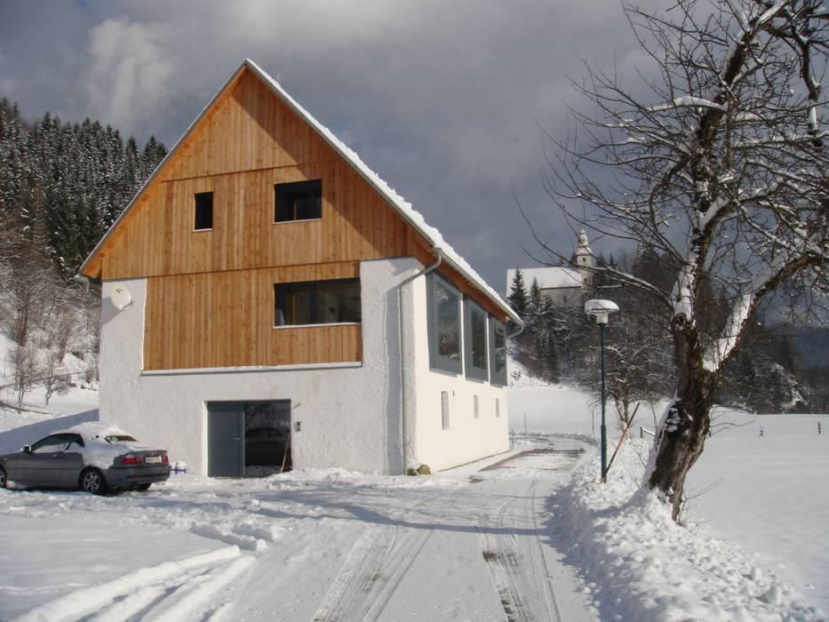 modern  by Architekturbüro Reinberg ZT GmbH, Modern