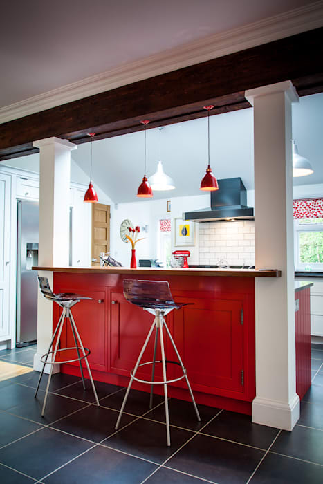 Handmade In Hitchin :  Kitchen by Planet Furniture