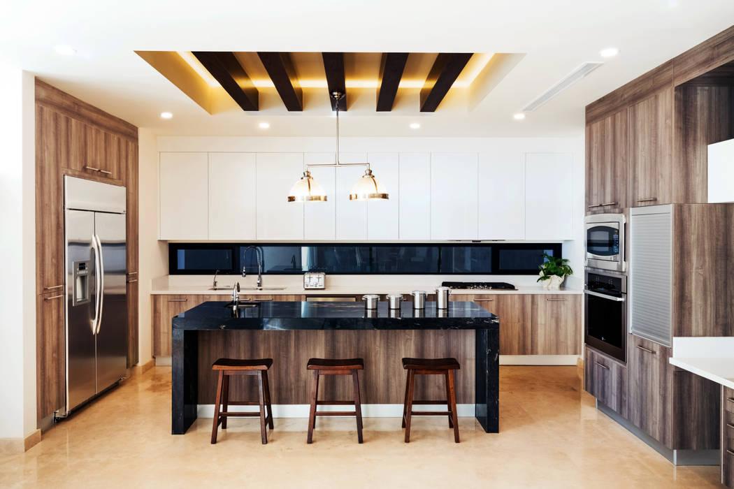 Cocinas de estilo  de Imativa Arquitectos, Moderno
