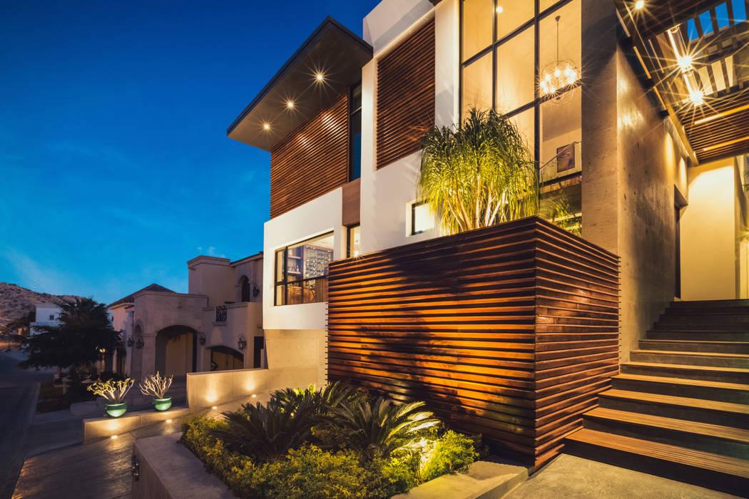 Residencia R53: Casas de estilo  por Imativa Arquitectos, Moderno