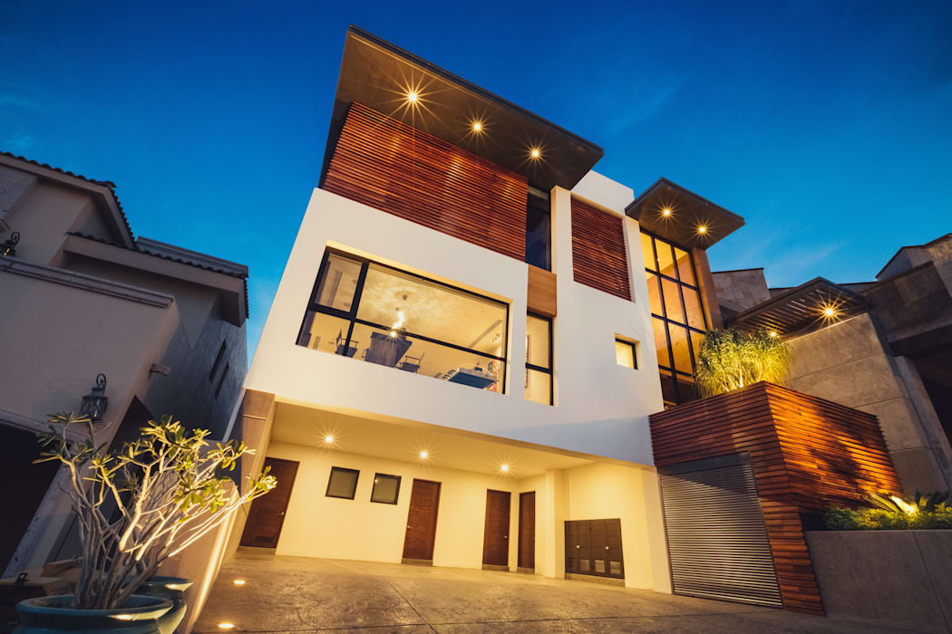 Residencia R53 Comedores modernos de Imativa Arquitectos Moderno
