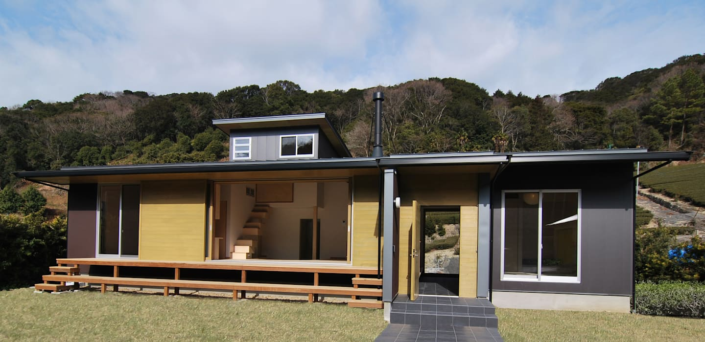 Country style house by 原 空間工作所 HARA Urban Space Factory Country
