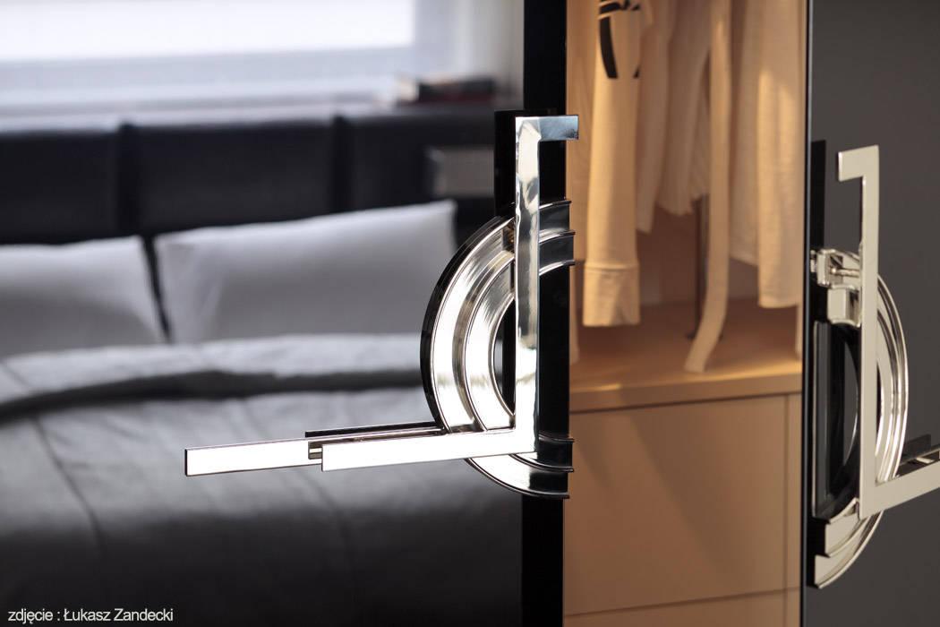 Apartament na Mokotowie inspirowany Art Deco od Pracownia Projektowa Pe2 Klasyczny