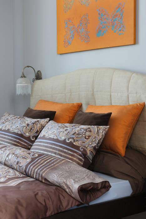 спальня:  в . Автор – I-projectdesign, Эклектичный