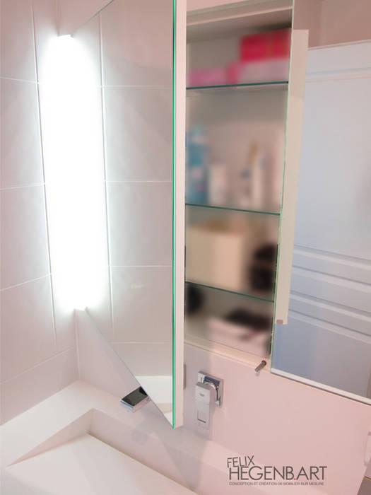 Badezimmer Von Sarl Felix Hegenbart Homify