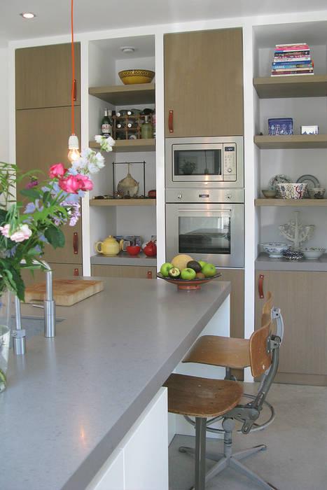 Dapur Modern Oleh Boks architectuur Modern