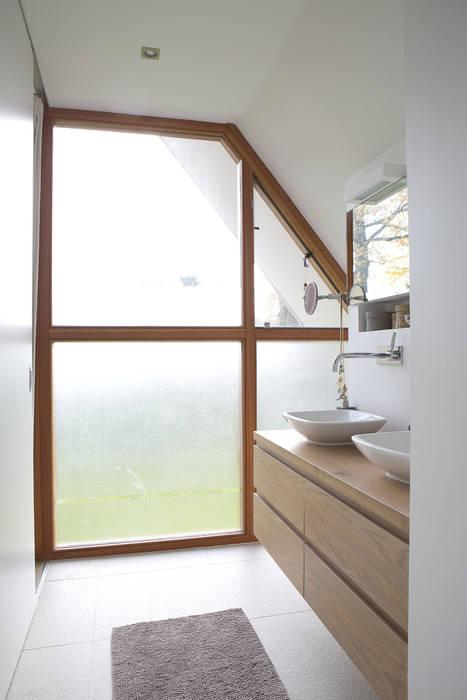 badkamer Moderne badkamers van Boks architectuur Modern
