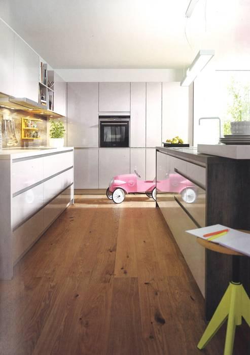 Nhà bếp phong cách hiện đại bởi Eiland de Wild Keukens Hiện đại