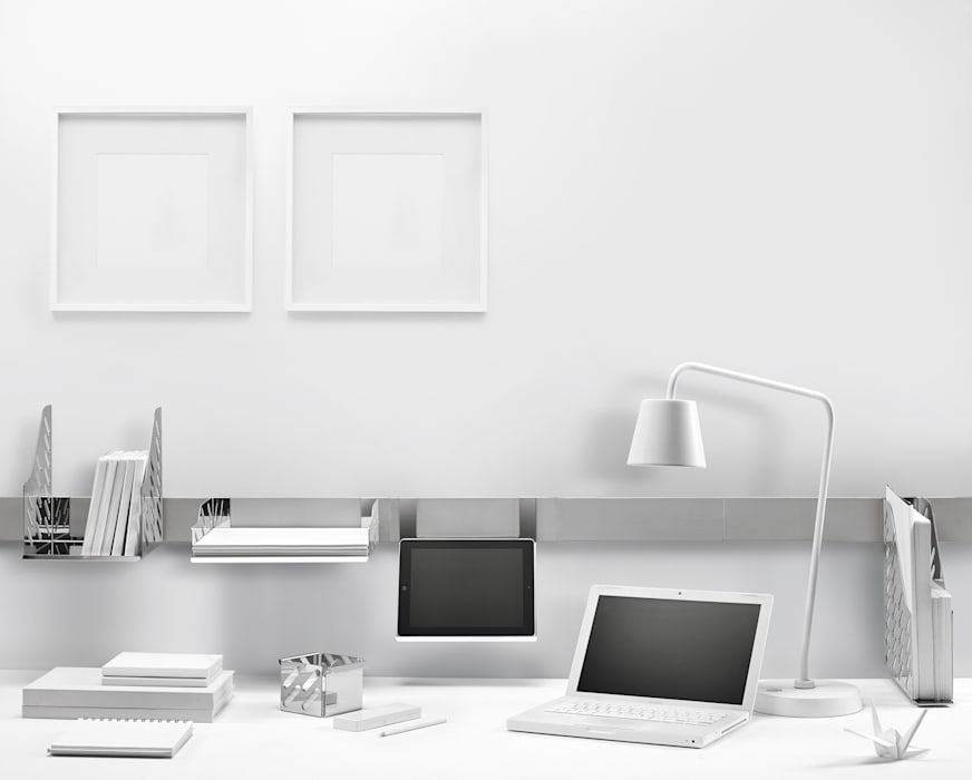 Magnetika Home office by Ronda Design Minimalist